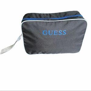 Guess Toiletry Makeup Bag Case